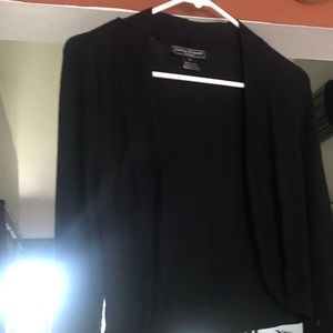 Jessica Howard M Black shrug
